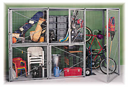 STORAGE LOCKERS - COGAN WIRE AND METAL PRODUCTS LIMITED ...