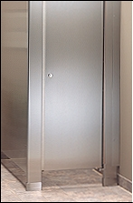 Hadrian products elite stainless steel - Hadrian partition hardware ...